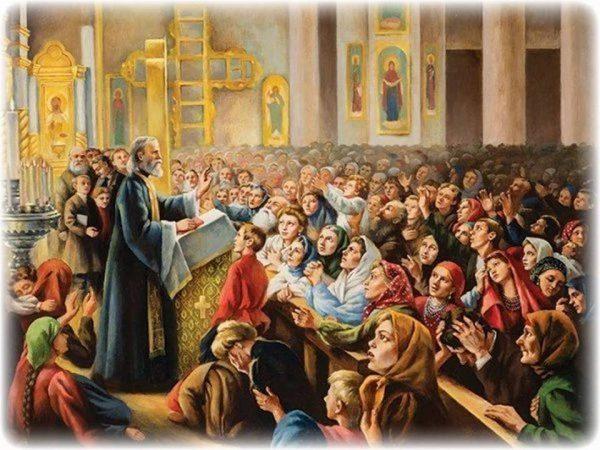O Άγιος Σιλουανός για τον Άγιο Ιωάννη της Κρονστάνδης