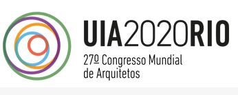 Lançado o Congresso Mundial de Arquitetos 2020 que vai discutir no Rio de Janeiro a arquitetura na mitigação dos efeitos da mudança do clima