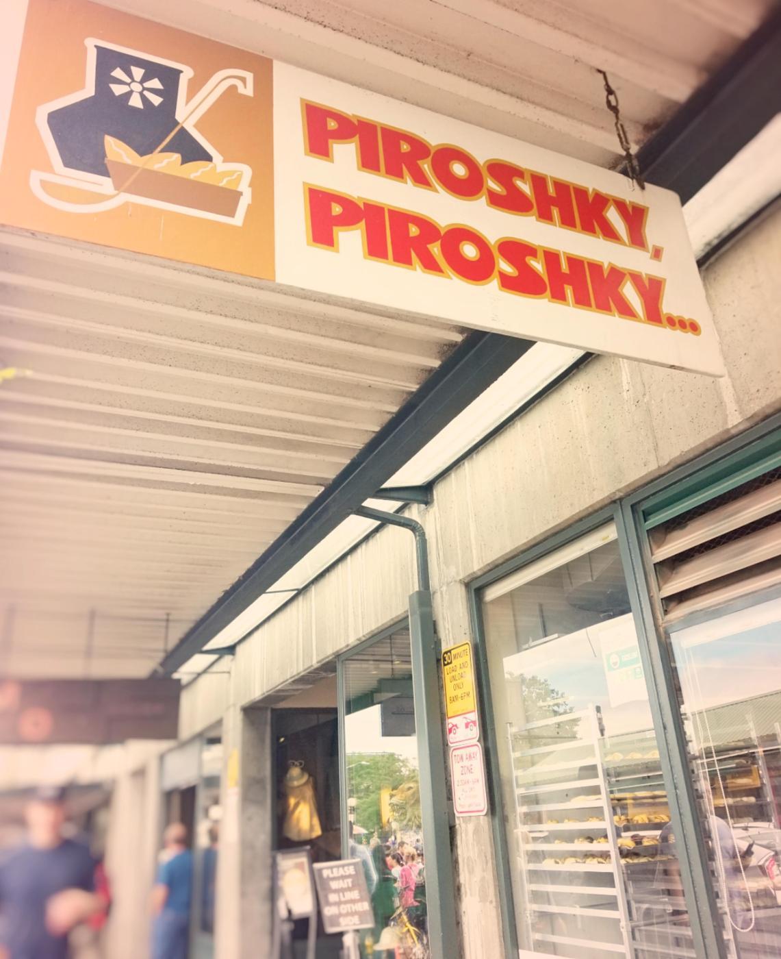 Piroshky Piroshky Bakery