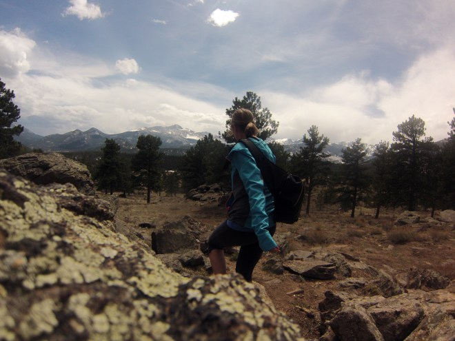 Traveling Solo in RMNP