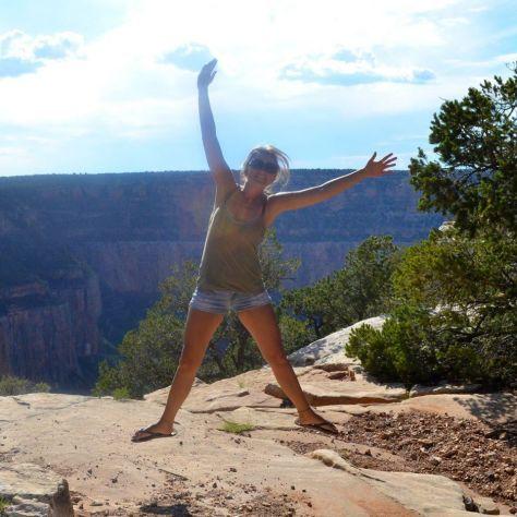 Me at The Grand Canyon, AZ