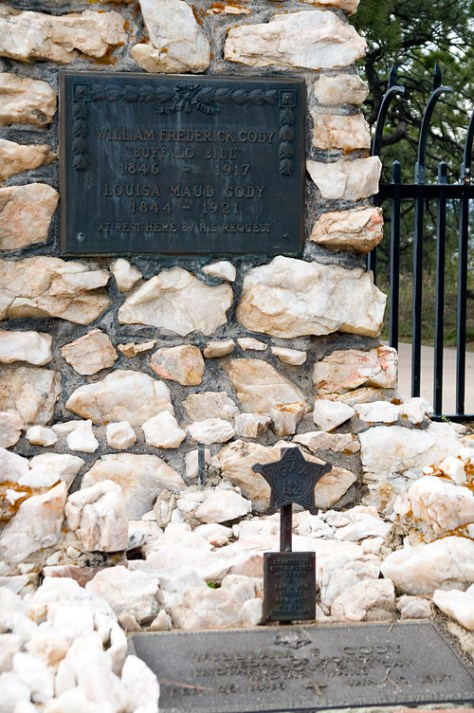 Buffalo Bill's Gravesite - Colorado