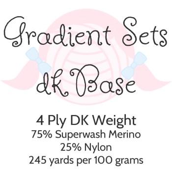 Gradient Sets - DK Base