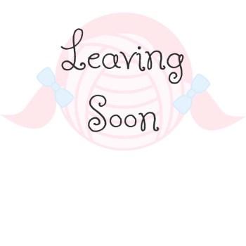 Leaving Soon