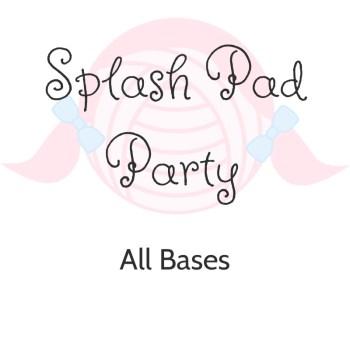 Splash Pad Party