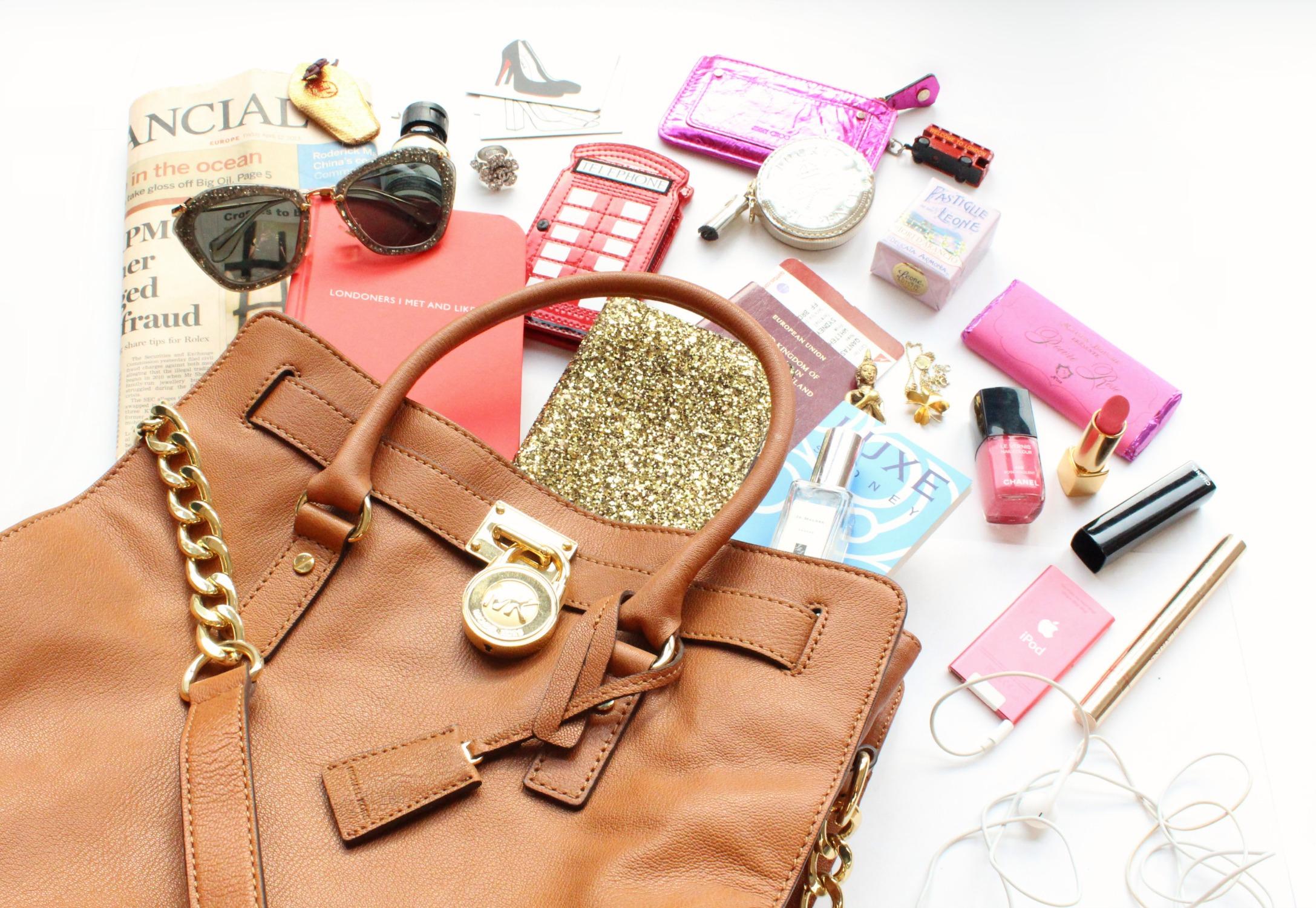 Things That May Be in Every Ladies Handbag