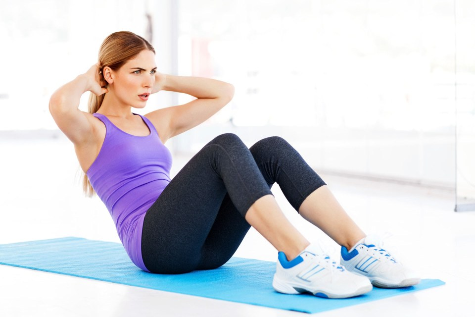 flat abs tips