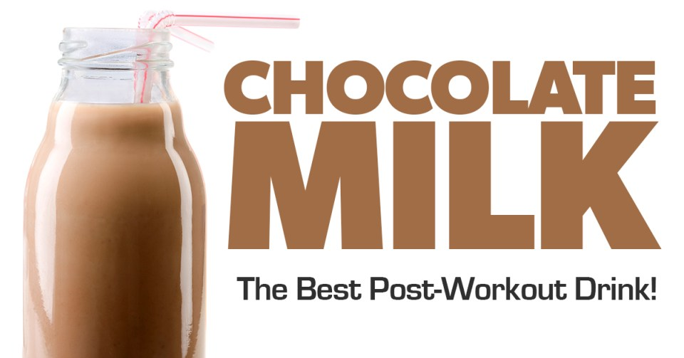 chocolate milk to build muscle workout tips dummies