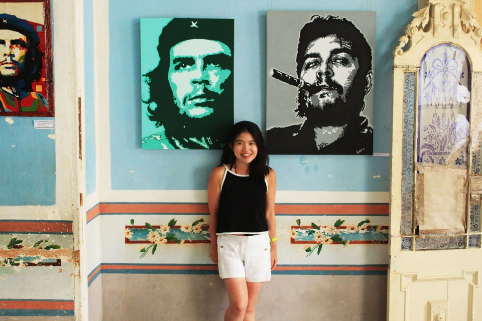 che guevara dream repurpose life