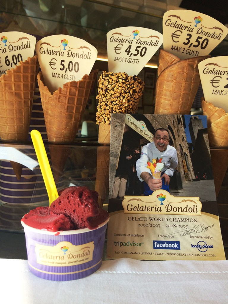 world's best gelato hunting with tour