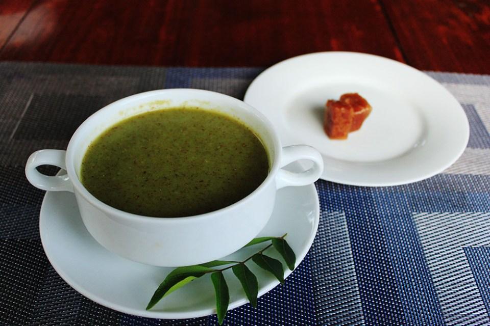 kola kanda breakfast and birdwatching in m.p.s. village sri lanka