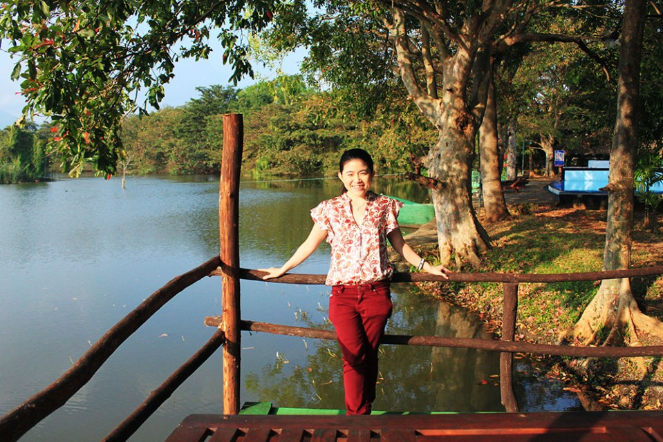 beautiful nature at m.p.s. village budget hotel sri lanka