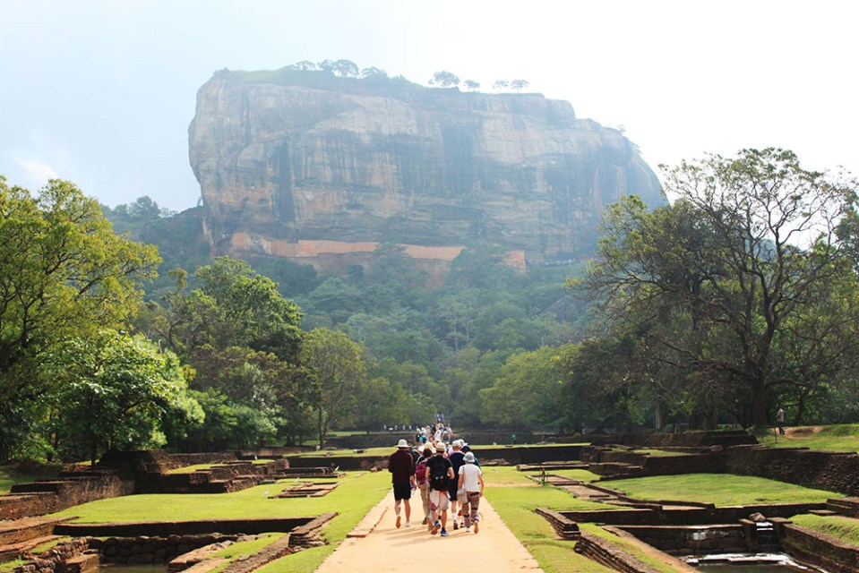 sigiriya sri lanka lonely planet top destination