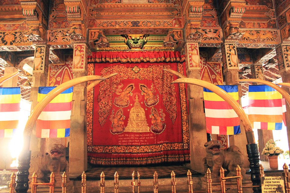 the temple of the sacred tooth relic sri lanka lonely planet