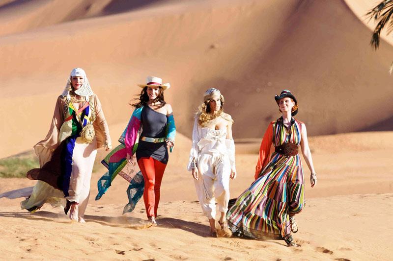 sex & the city 2 fashion sahara desert morocco_agirlnamedclara