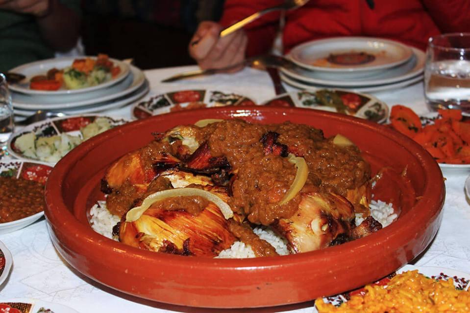 chicken tajine morocco agirlnamedclara