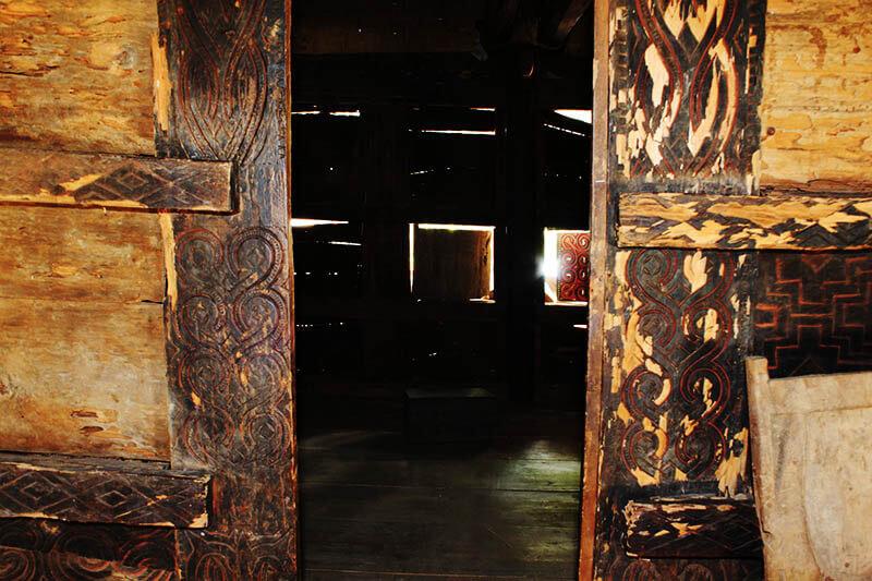 interior inside tongkonan kete kesu toraja burial house indonesia_agirlnamedclara