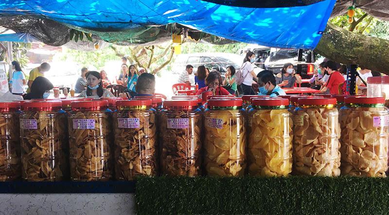 banana potato chips mango king sekinchan agirlnamedclara