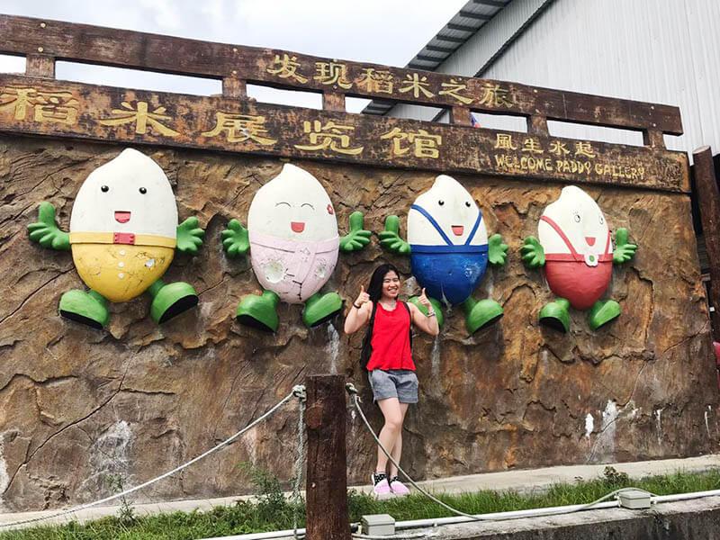 girl short hair smile lps rice mill factory icon kuala selangor cuti-cuti malaysia agirlnamedclara