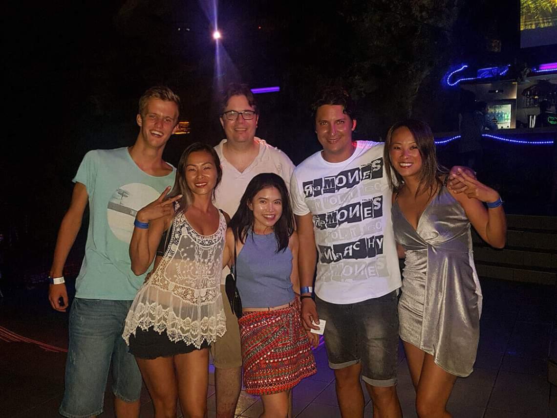Disco Ayala La Cueva Trinidad Cuba clubbing group of travelers diversity agirlnamedclara