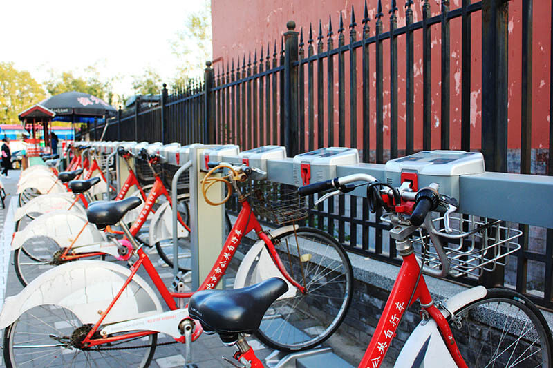 bicycle for rent houhai beijing agirlnamedclara