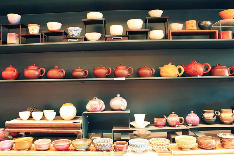 tea pot and glass beijing shop houhai agirlnamedclara
