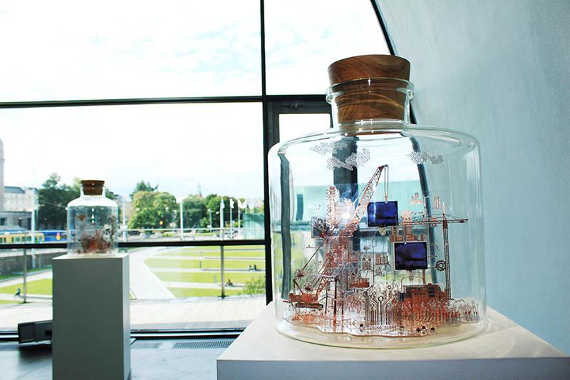 life inside a jar contemporary art museum kiasma helsinki agirlnamedclara
