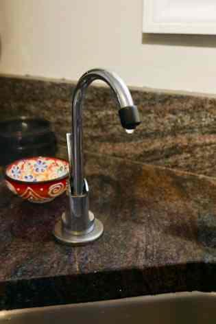 reverse osmosis filter faucet