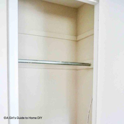 old closet rod