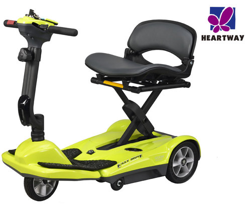 heartway s21 is the lightest mobility scooter with full auto function