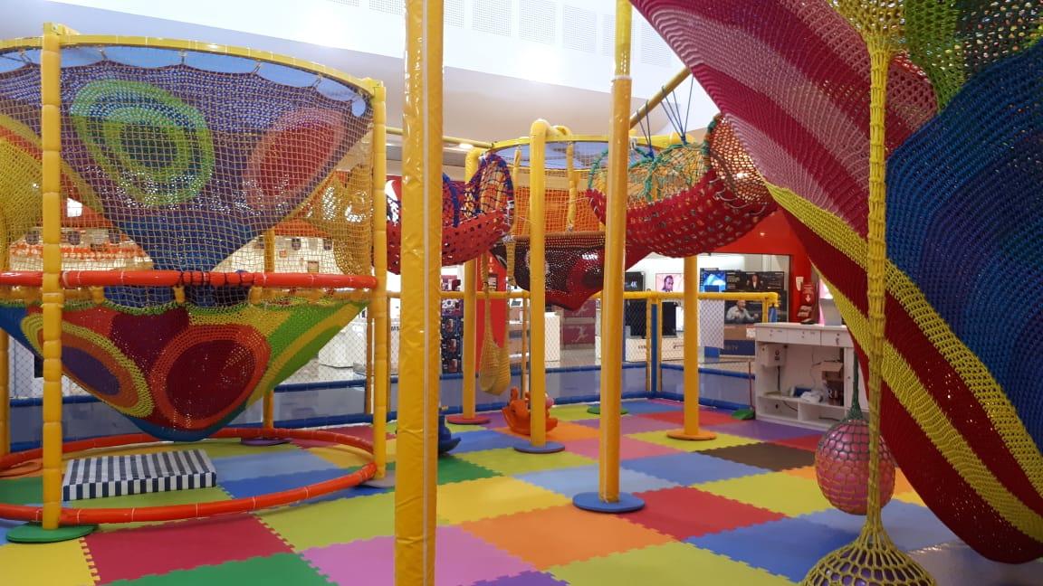 4b0c57cd6 Aventura Kids é a atração para a garotada no Maxi Shopping Jundiaí ...