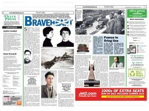 The Olive Press News