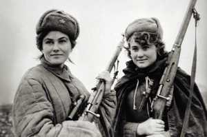 Anti-Aircraft-Women