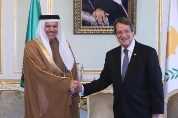 Για την επίσκεψη Αναστασιάδη στην Σαουδική Αραβία