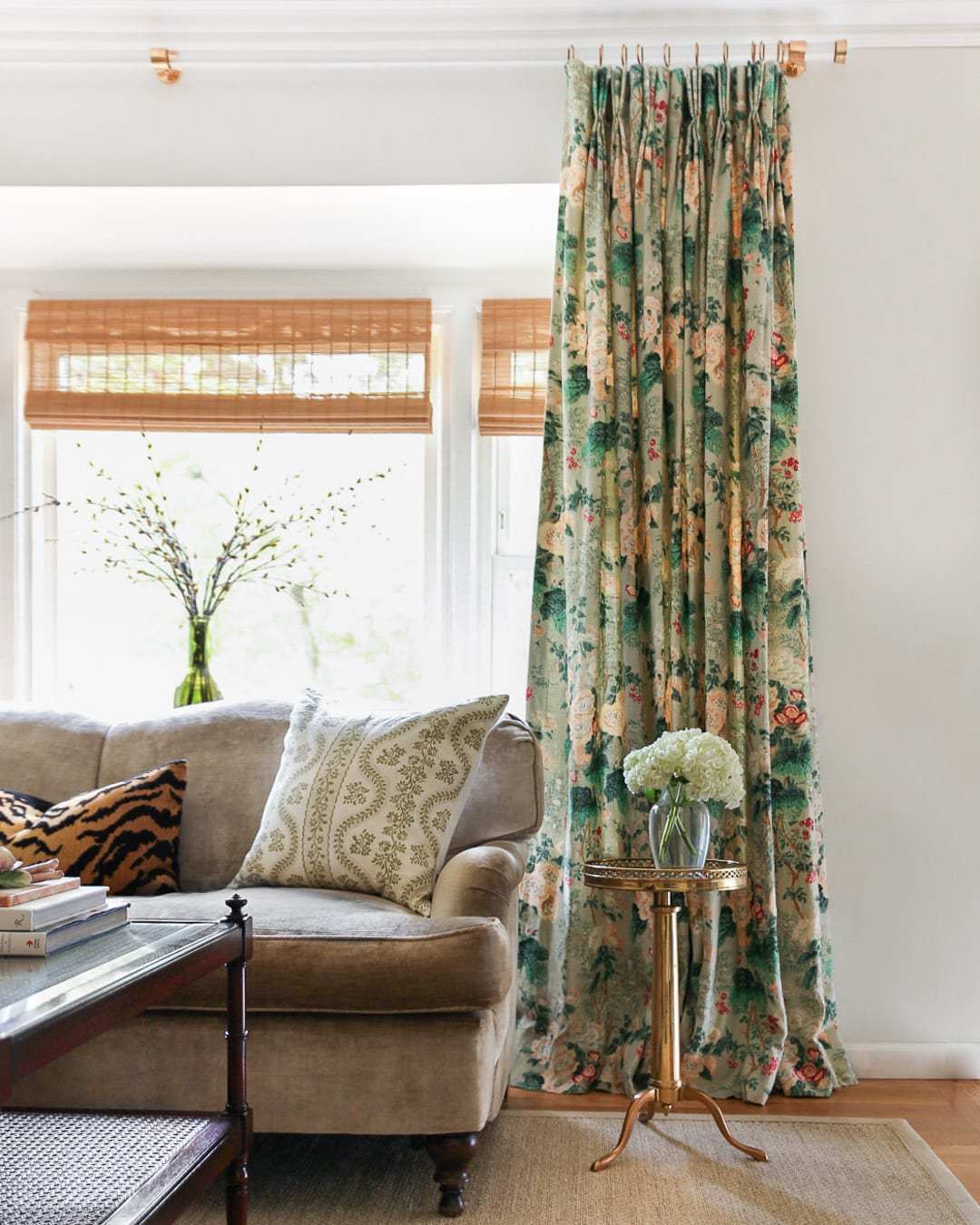 tips for sourcing secondhand drapery