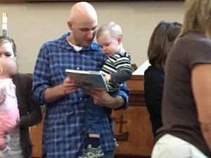Presentation of Bibles