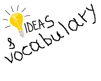 Ideas & Vocabulary for Speaking and Writing
