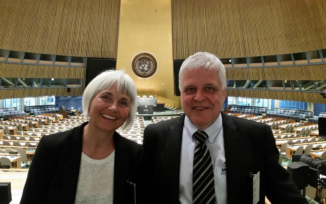 FN-skolen og miljøfyrtårnet