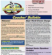 CoachesBulletin