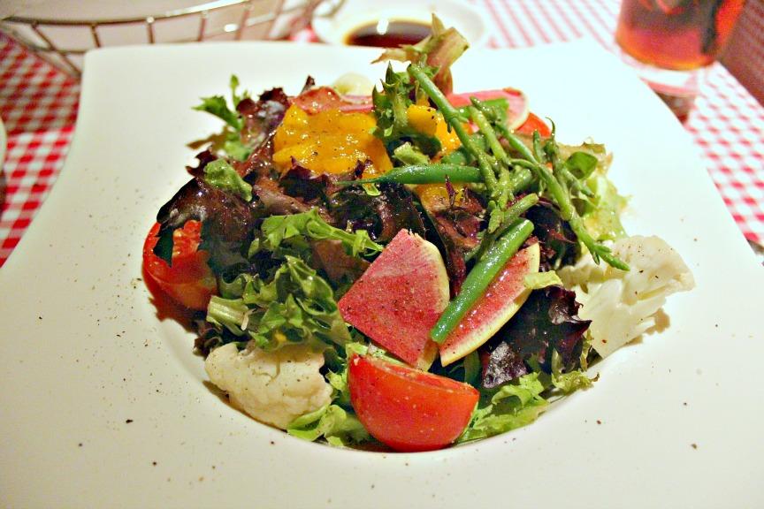 Arancino Di Mare Salad