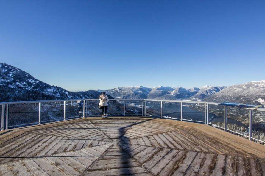 Sea to Sky Gondola Lookout