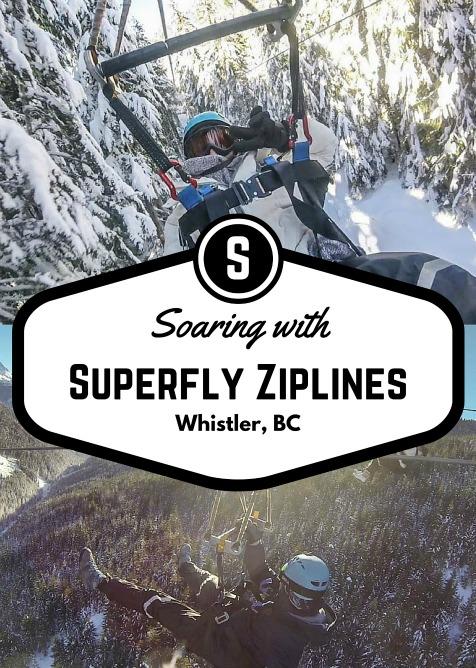 Superfly Ziplines Whistler BC