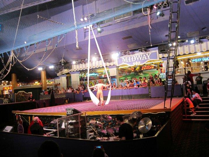 Circus Circus Midway Las Vegas