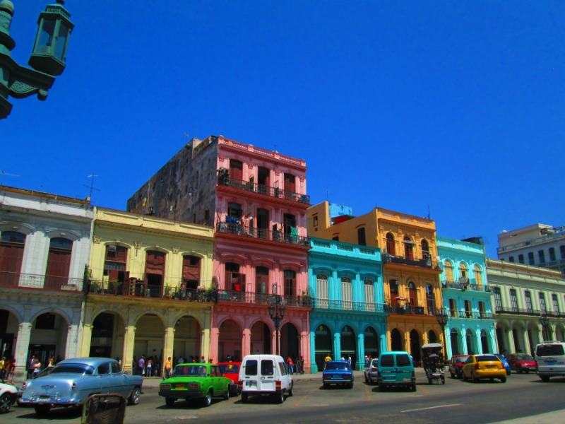 Cuba Travel Destination 2016