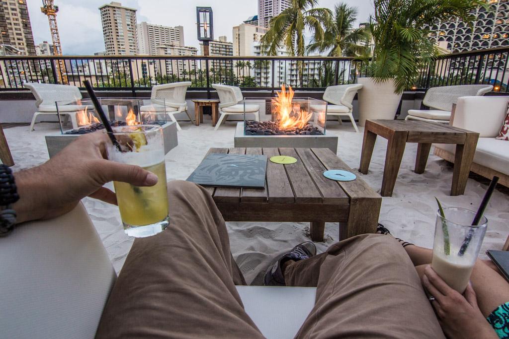 Tommy Bahama Waikiki Restaurant