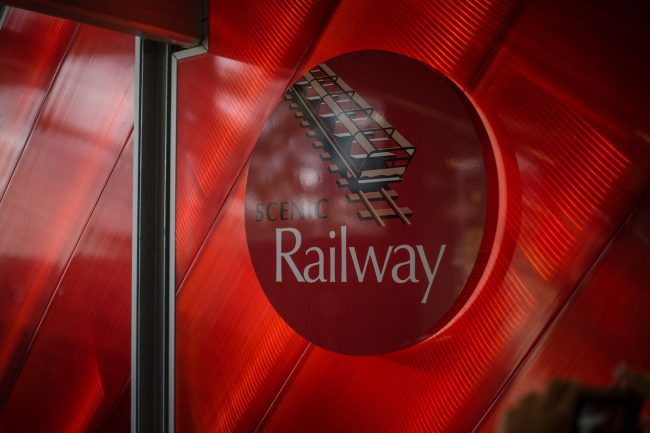Scenic Railway Scenic World