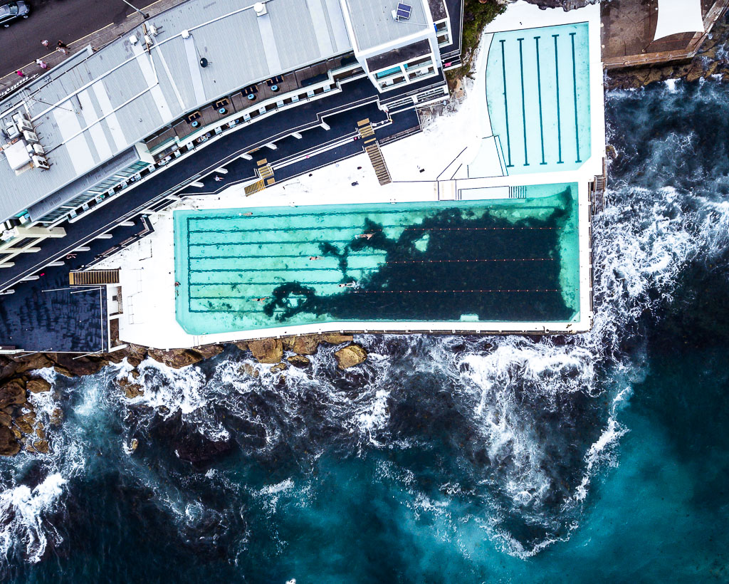 Bondi Beach Icebergs Pool Australia