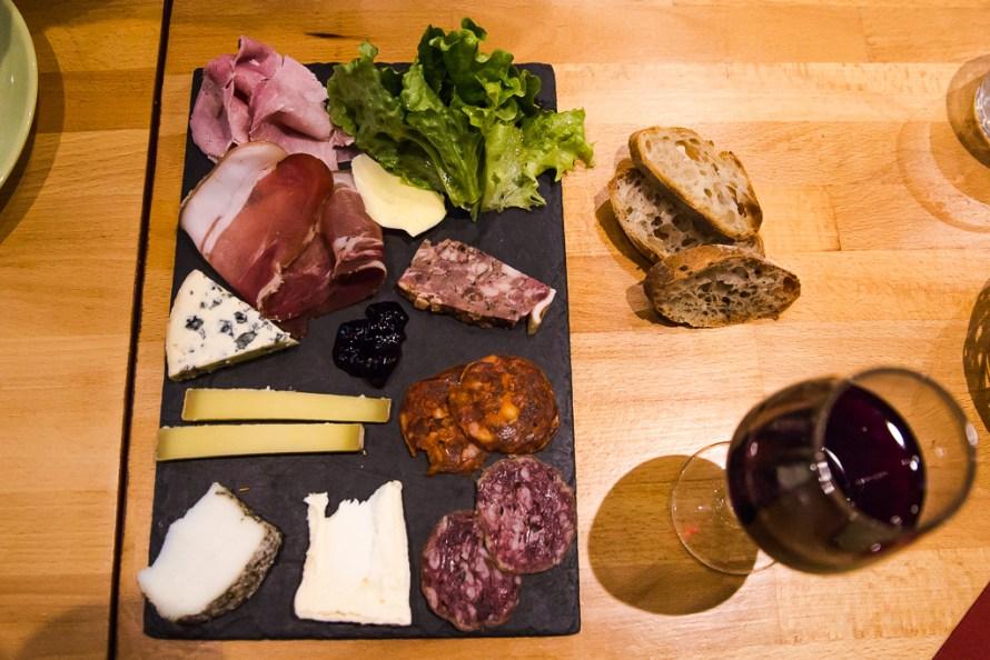 cheese plate paris
