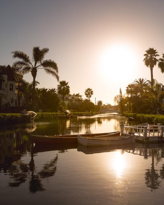 Venice Canals California