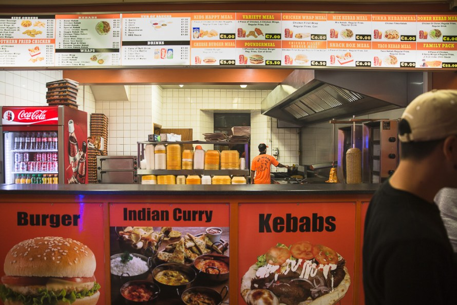 ireland food kebab